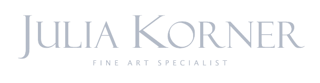 Julia Korner - Fine Art Specialist in Chiswick London